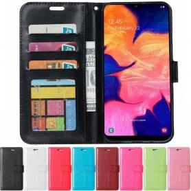 3-korttinen matkalaukku Samsung Galaxy A10 (SM-A105F)