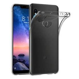 """Silikonikotelo läpinäkyvä Xiaomi Mi A2 Lite (5.84 """")"""