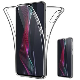 360-kokoinen silikonikuori Samsung Galaxy A30 (SM-A305F)