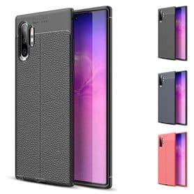 Nahkakuvioitu TPU-suoja Samsung Galaxy Note 10 Pro (SM-N975F)