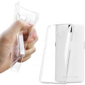 OnePlus One -silikonin tulisi olla läpinäkyvää