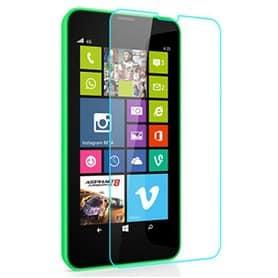 Näytön suojaaminen karkaistua lasia Lumia 630/635