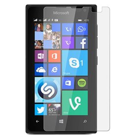 Karkaistu lasi näytönsuoja Lumia 435