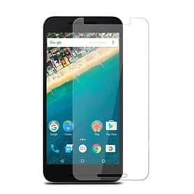 Karkaistu lasi näytönsuoja LG Nexus 5X