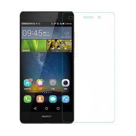 Karkaistu lasi näytönsuoja Huawei P8 Lite näytön kansi