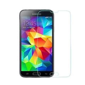 Karkaistu lasi näytönsuoja Galaxy S5 Mini