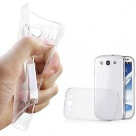Galaxy S3 -silikonin on oltava läpinäkyvää