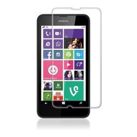 Karkaistu lasi näytönsuoja Nokia Lumia 630/635