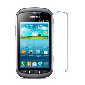 Karkaistu lasi näytönsuoja Samsung Galaxy Xcover 2