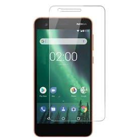 Karkaistu lasi näytönsuoja Nokia 2 näytönsuoja