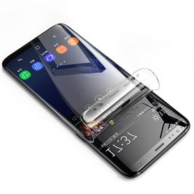 3D Pehmeä PET-näytönsuoja Samsung Galaxy S9