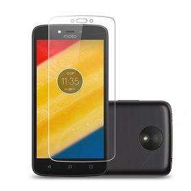Motorola Moto C Plus karkaistu lasinen näytönsuoja