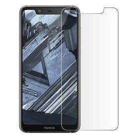 Näytönsuoja PET-kalvo Nokia 5.1 Plus