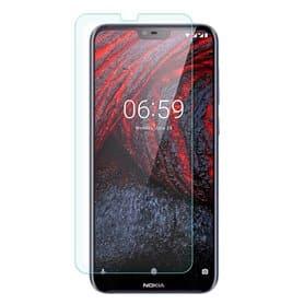 Näytönsuoja karkaistu lasi-Nokia 6.1 Plus Näytönsuojat-tapauksessa verkossa liikkuvan suojuksen