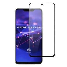 5D kaareva lasi näytönsuoja Huawei Mate 20 Lite (SNE-LX1)