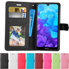 Mobiili lompakko 3-kortti Huawei Y5 2019 (AMN-LX1)