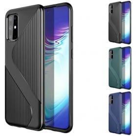 S-Case silikonikotelo Samsung Galaxy S20 Plus (SM-G986F)
