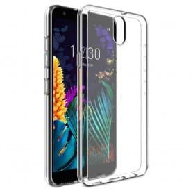 Silikonikotelo läpinäkyvä LG K30 2019 (X320)