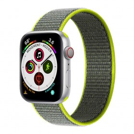 Apple Watch 5 (40 mm) nylonrannekoru - Flash