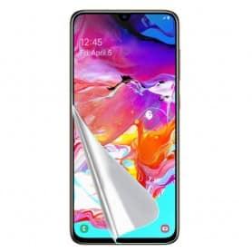 Näytönsuoja 3D Pehmeä HydroGel Samsung Galaxy A70 (SM-A705F)