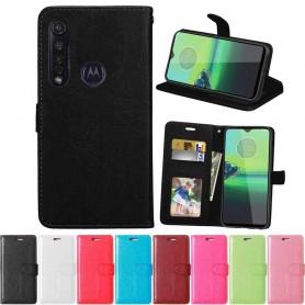 Matkapuhelin lompakko 3-korttinen Motorola Moto G8 Plus (XT2019-2)