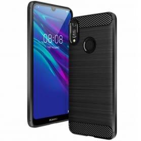 Harjattu silikonikuori Huawei Y6 2019 (MRD-LX1)