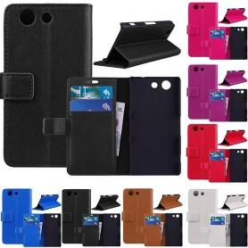 Mobiili lompakko Xperia Z3 Compact