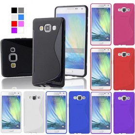 S Line silikonin on oltava Galaxy A3