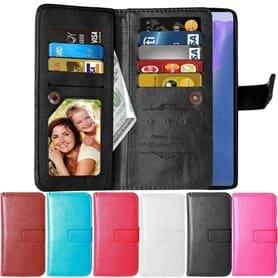 Kaksinkertainen läppä Flexi 9 -kortti Samsung Galaxy Note 20 Ultra