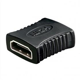 HDMI kaksoisnaaras - naaras