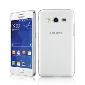 Galaxy Core 2 -silikonin on oltava läpinäkyvää