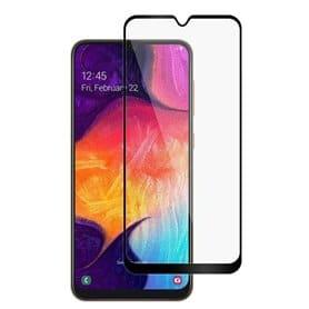 9D lasinen näytönsuoja Samsung Galaxy A20e (SM-A202F)