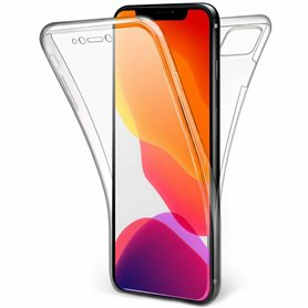 """360° täyspeittoinen silikonikuori Apple iPhone 11 Pro (5.8"""")"""