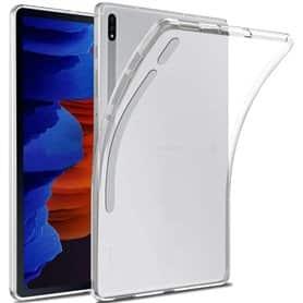 Läpinäkyvä silikoni Samsung Galaxy Tab S7 Plus