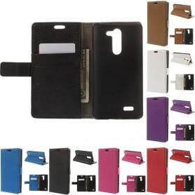 Matkapuhelin lompakko LG L Bello