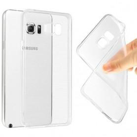 Galaxy Note 5 Edge -silikonin on oltava läpinäkyvää