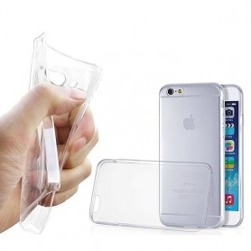 Apple iPhone 6 Plus -silikonin tulisi olla läpinäkyvä