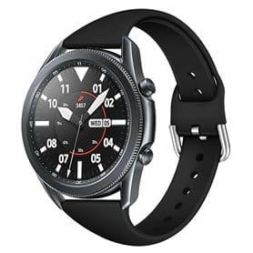 Sport rannerengas Samsung Galaxy Watch 3 (45mm) - Musta