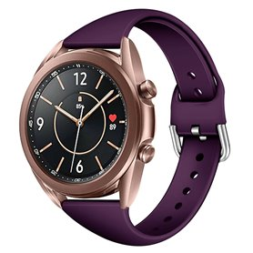 Sport rannerengas Samsung Galaxy Watch 3 (45mm) - Violetti