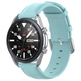 Nahkarannekoru Samsung Galaxy Watch 3 (45mm) - Vsininen