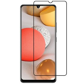 5D lasinen näytönsuoja Samsung Galaxy A42