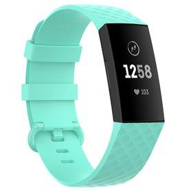 Sport Rannekoru Fitbit Charge 4 - Mint