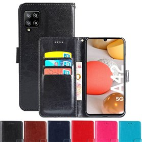 Lompakkokotelo 3-kortti Samsung Galaxy A42