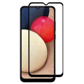 5D lasinen näytönsuoja Samsung Galaxy A02s