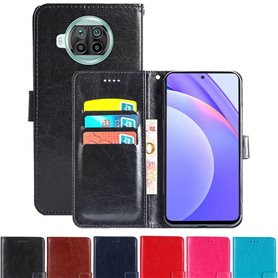 Lompakkokotelo 3-kortti Xiaomi Mi 10T Lite