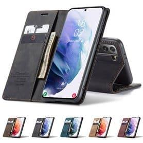 CaseMe Smart FlipCase Samsung Galaxy S21 Plus