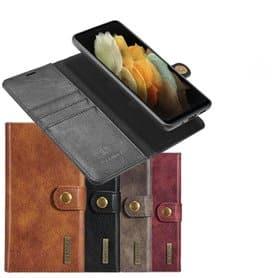 Lompakkokotelo DG-Ming 2i1 Samsung Galaxy S21 Ultra