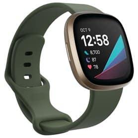 Sport Rannekoru Fitbit Sense - Army