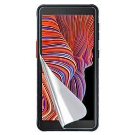 Näytönsuoja 3D Pehmeä HydroGel Samsung Galaxy Xcover 5