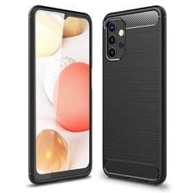 Harjattu TPU kuori Samsung Galaxy A32 5G